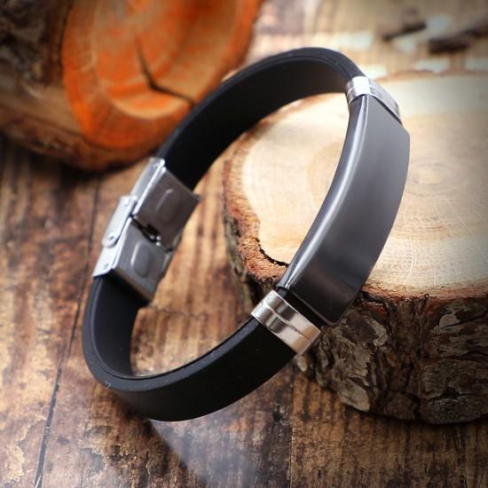 Strap Steel Bracelet 1447