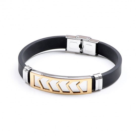 Strap Steel Bracelet 16