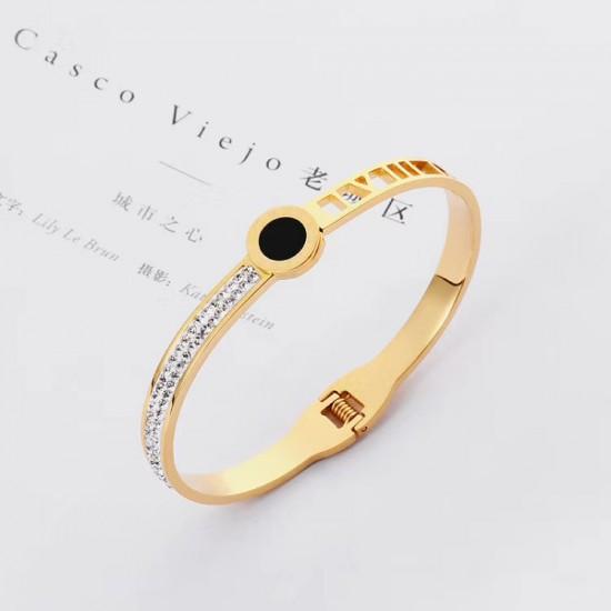 Women's Steel Bracelet 6845