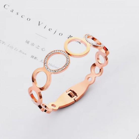 Women's Steel Bracelet 6856