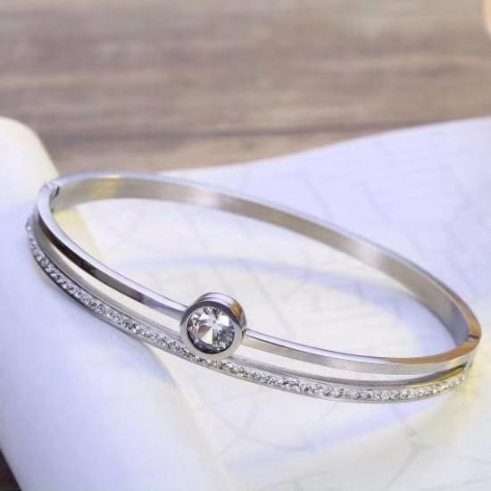 Women's Steel Bracelet 7252