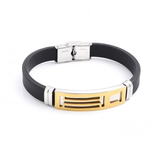 Strap Steel Bracelet 38