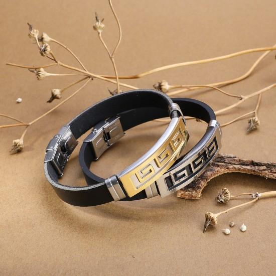 Strap Steel Bracelet 5426