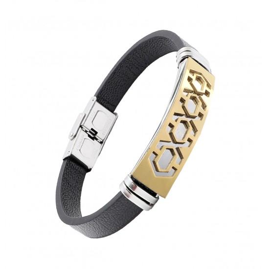 Strap Steel Bracelet 5427