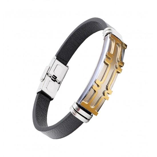 Strap Steel Bracelet 5428