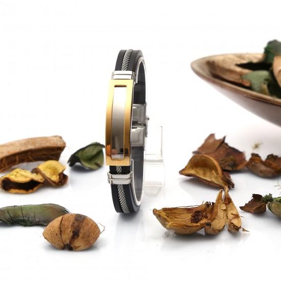 Strap Steel Bracelet 7261