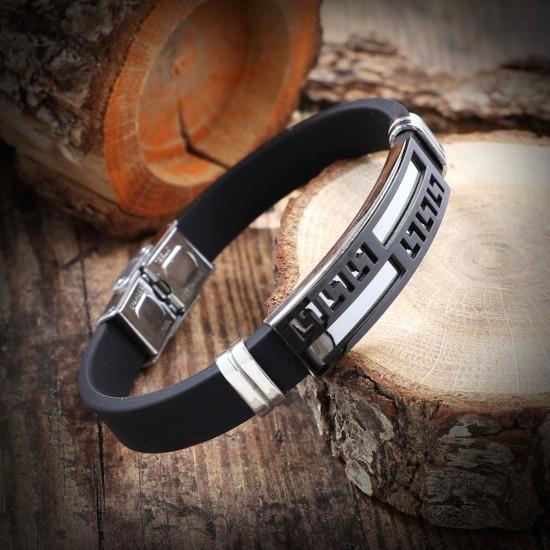 Strap Steel Bracelet 84