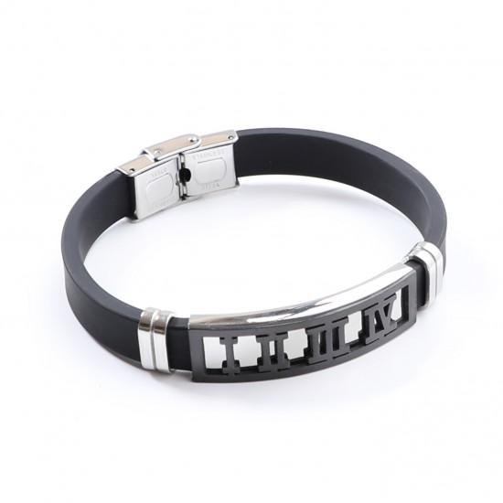 Strap Steel Bracelet 8934