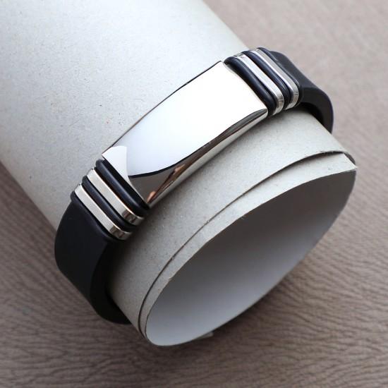 Strap Steel Bracelet 8947