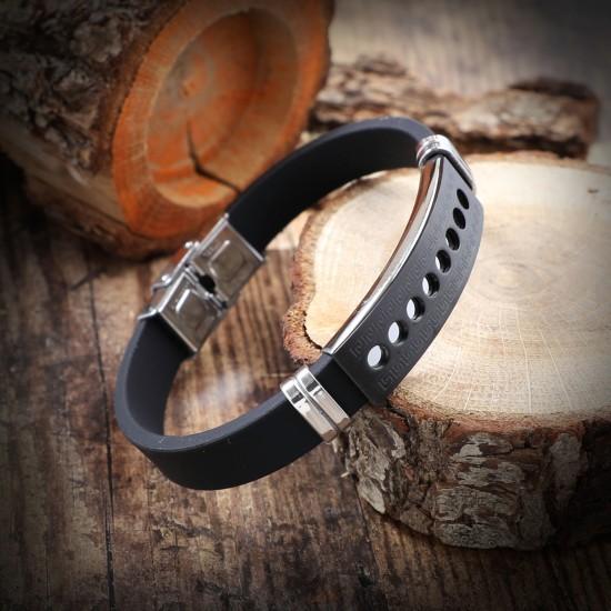 Strap Steel Bracelet 8949