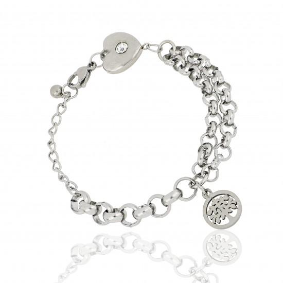 Women's Steel Bracelet 8463