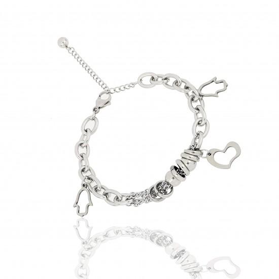 Women's Steel Bracelet 8469