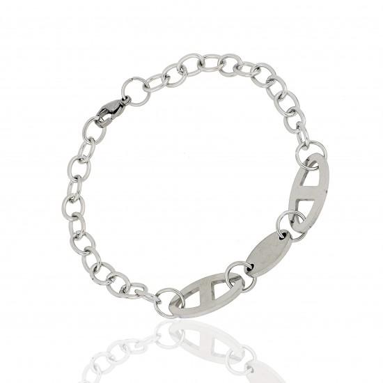 Women's Steel Bracelet 8512