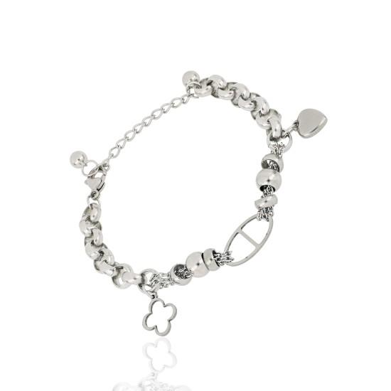 Women's Steel Bracelet 9157