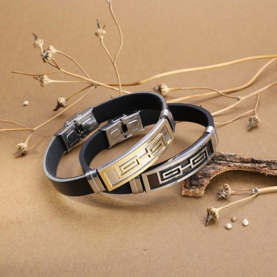 Strap Steel Bracelet 5406
