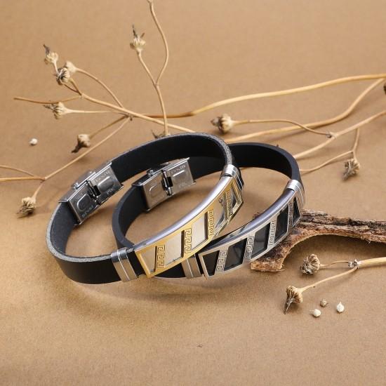 Strap Steel Bracelet 5409
