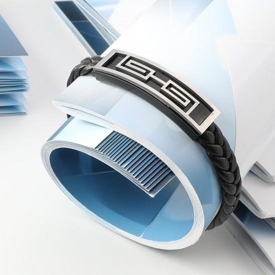 Strap Steel Bracelet 8774