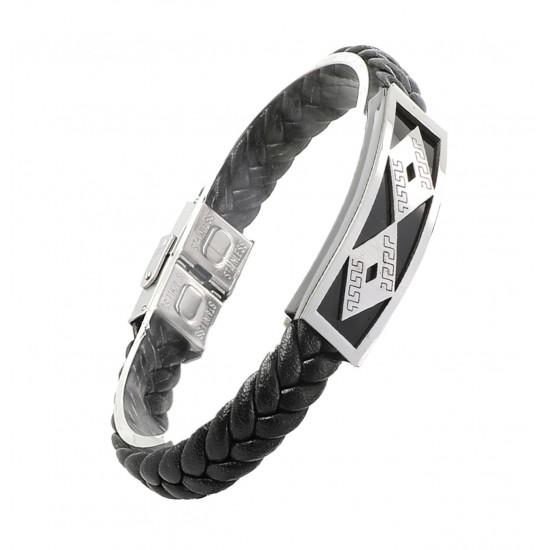 Strap Steel Bracelet 8776