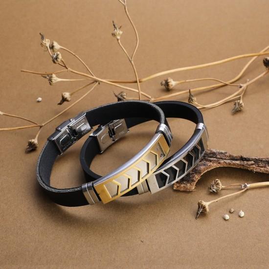 Strap Steel Bracelet 5420