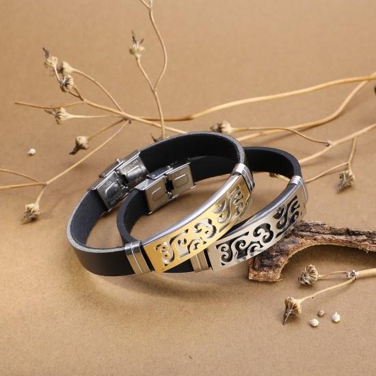 Strap Steel Bracelet 5423