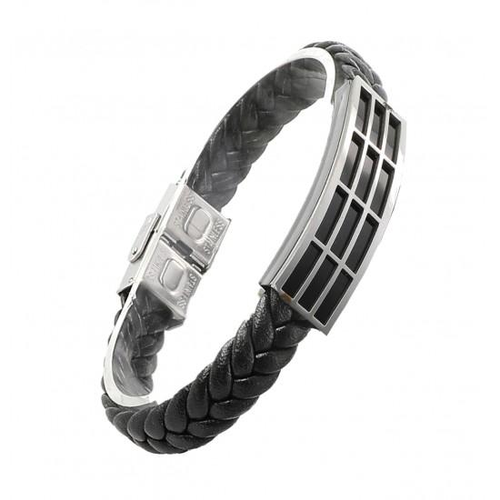 Strap Steel Bracelet 8784