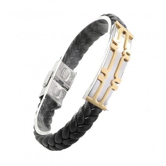 Strap Steel Bracelet 8772