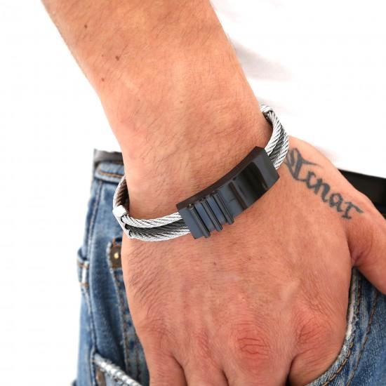 Full Steel Bracelet 7272