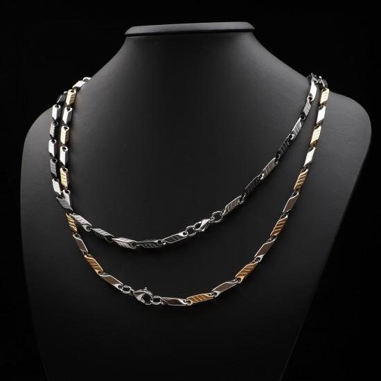 Unisex Steel Necklace 1145