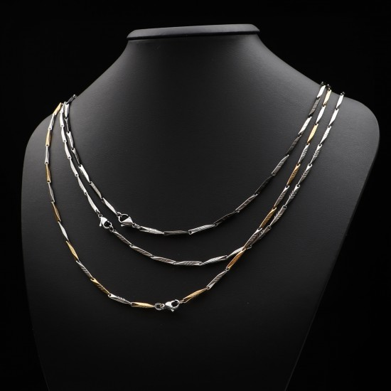 Unisex Steel Necklace 632