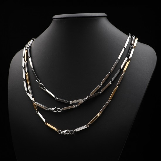 Unisex Steel Necklace 730