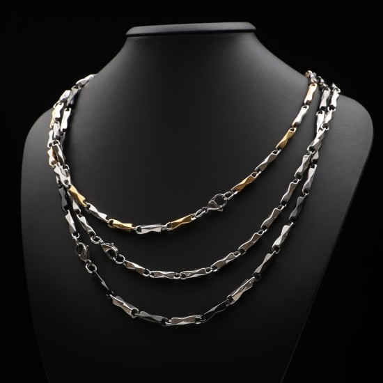 Unisex Steel Necklace 793