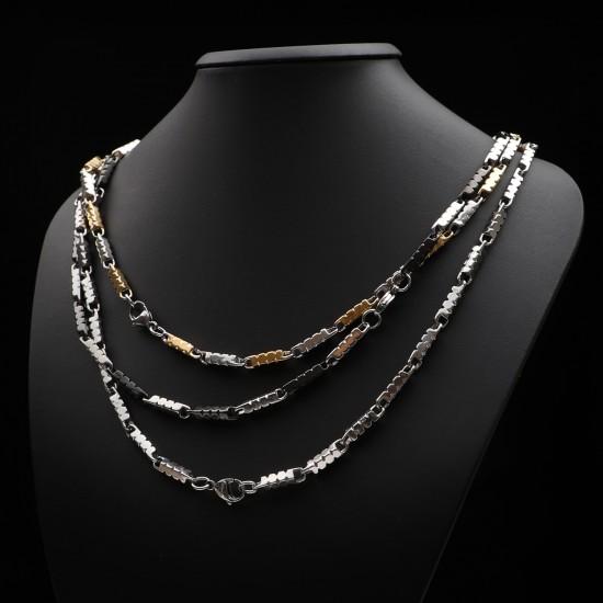 Unisex Steel Necklace 849