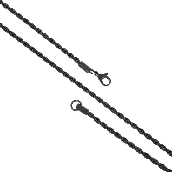 Unisex Steel Necklace 8540