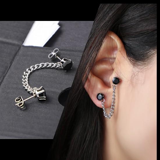 Earring Piercing 7466