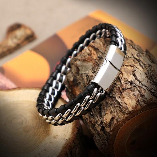 Strap Steel Bracelet 5139