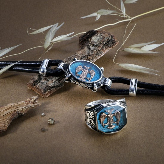 Leather Bracelet 6223