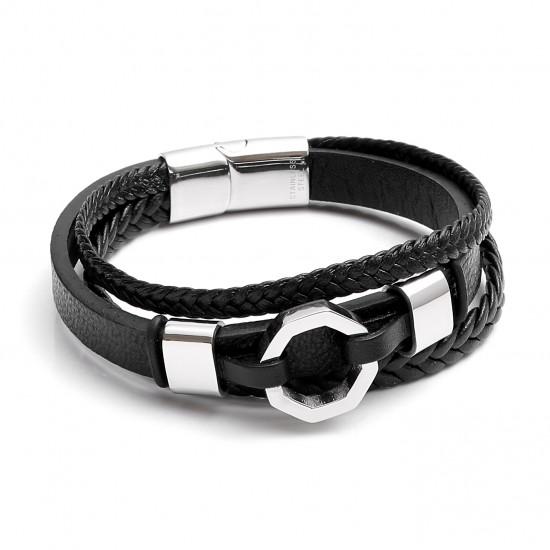 Strap Steel Bracelet 5143