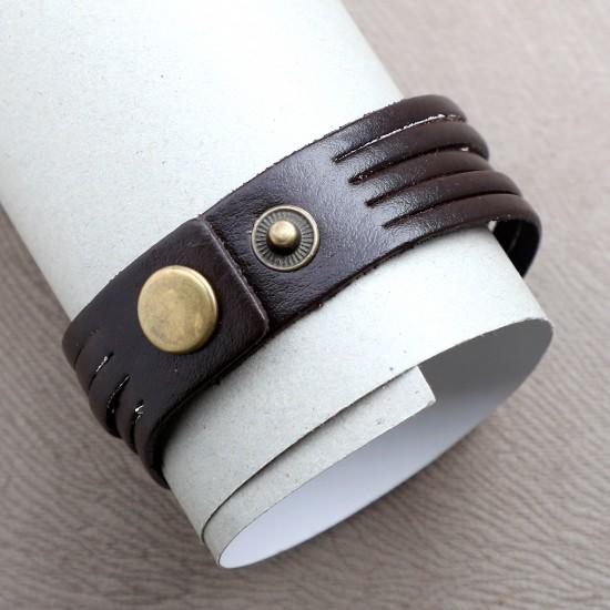 Leather Bracelet 1437