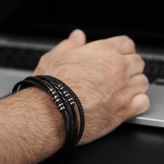 Strap Steel Bracelet 8336