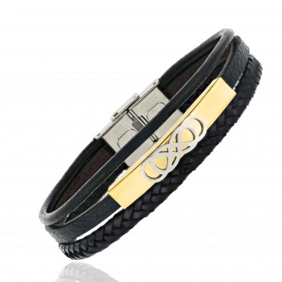 Strap Steel Bracelet 8663