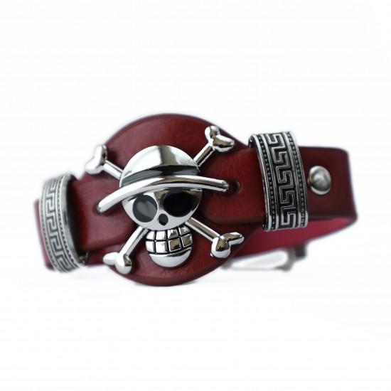 Leather Bracelet 585