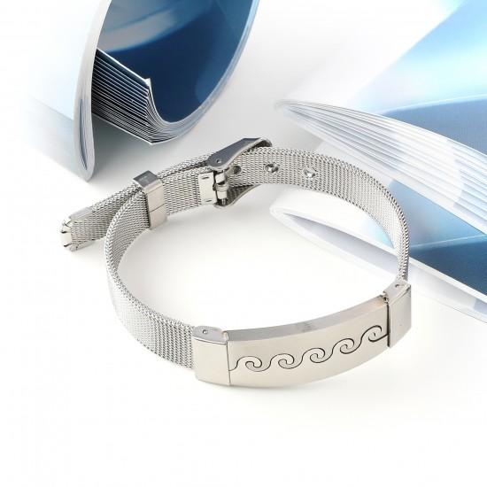 Full Steel Bracelet 6108
