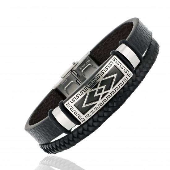 Strap Steel Bracelet 8626