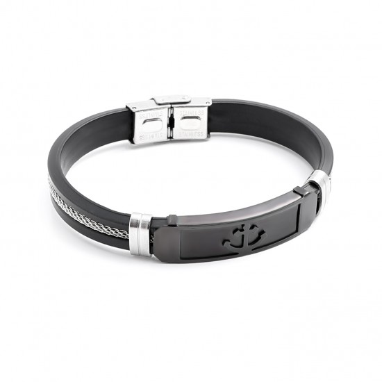 Strap Steel Bracelet 411