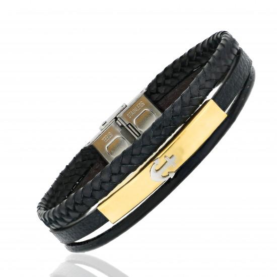 Strap Steel Bracelet 8675