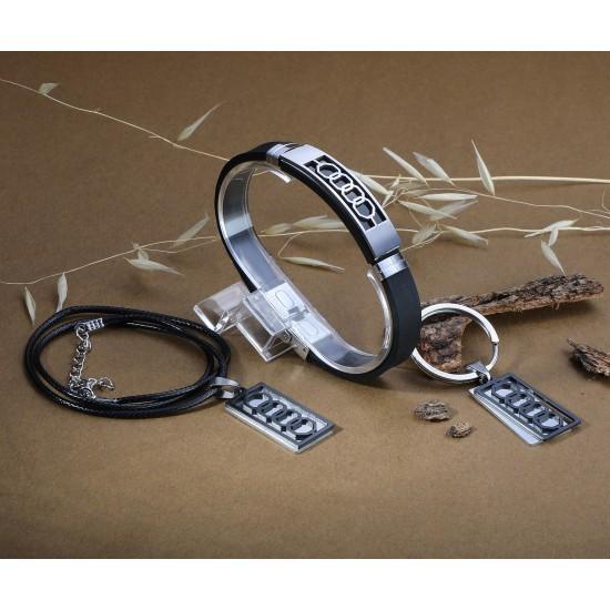 Strap Steel Bracelet 6282