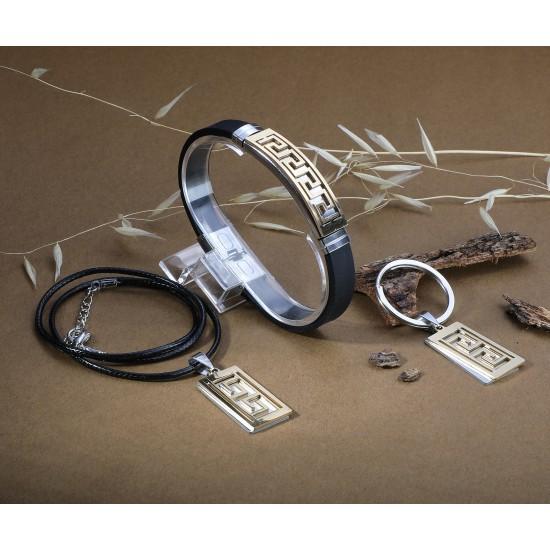 Strap Steel Bracelet 6283