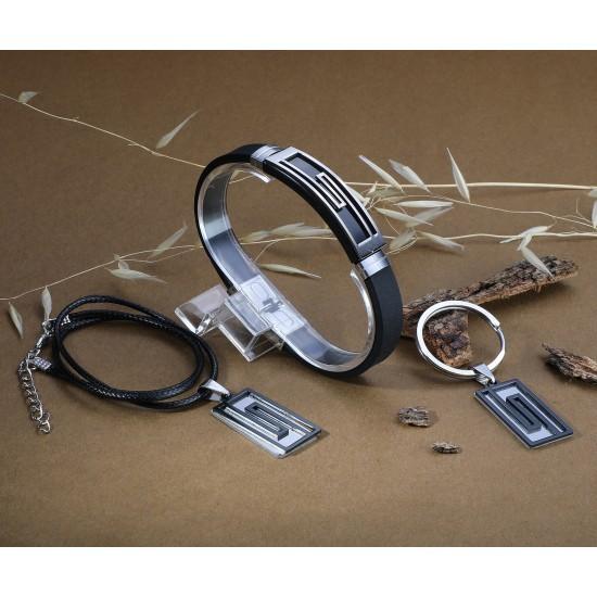 Strap Steel Bracelet 6286