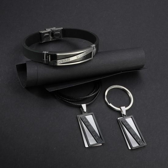 Strap Steel Bracelet 6289