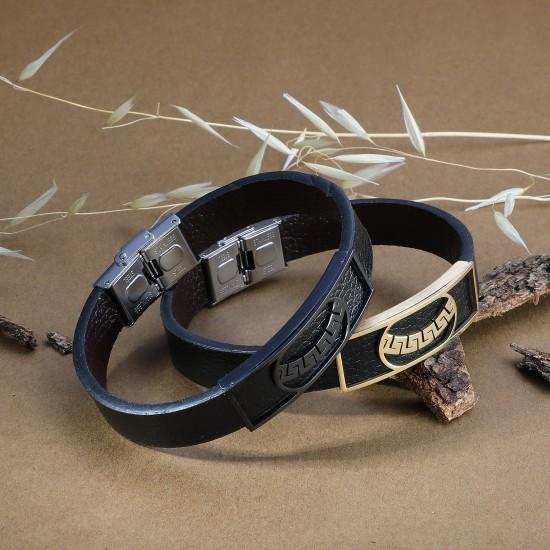 Strap Steel Bracelet 6036